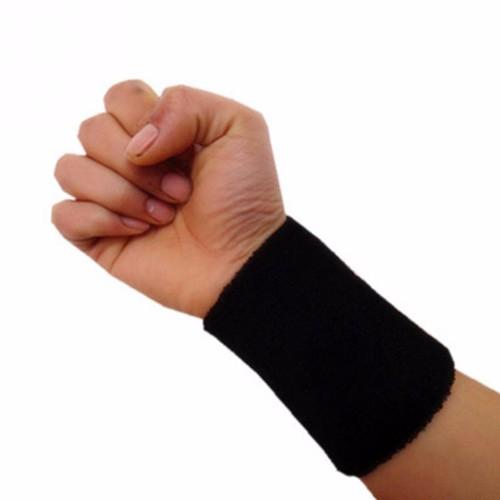 Băng bảo vệ cổ tay khi chơi thể thao loại 15cm nhiều màu