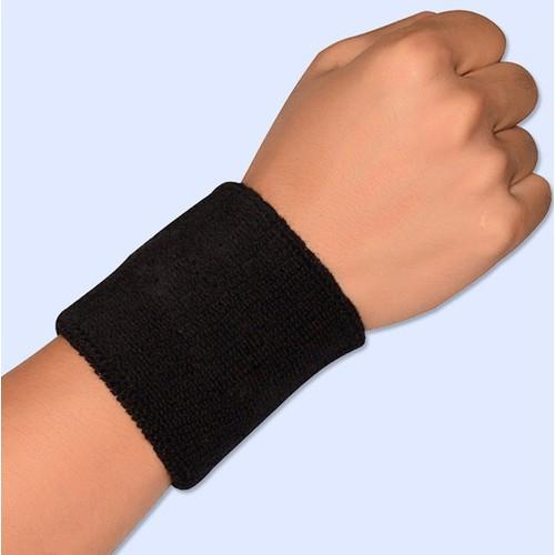 Băng bảo vệ cổ tay khi chơi thể thao loại 8cm nhiều màu