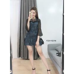 Đầm suông ren hàng nhập! MS: S231130 Giá sỉ: 125k