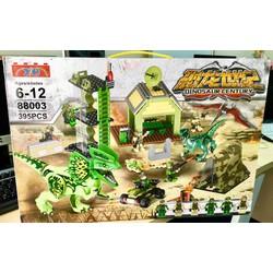 Xếp hình Công viên khủng long Dinosaur