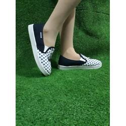 Giày slip on nữ và bé gái