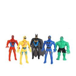 Bộ sưu tập biệt đội siêu anh hùng loại lớn