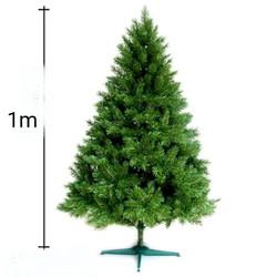 cây thông noel trang trí 1m