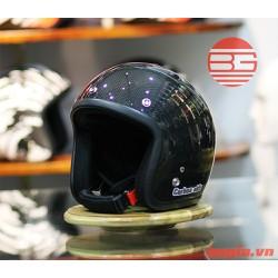 Mũ Bảo Hiểm 3|4 ALTRAX Thái Lan
