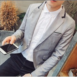 Áo Vest suit form nhỏ, cỡ nhỏ cho transguy, tom, sb