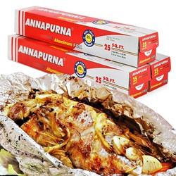 Combo 3 hộp màng nhôm Annapurna 30cm x 7m