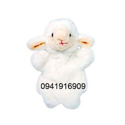 Rối tay cừu trắng