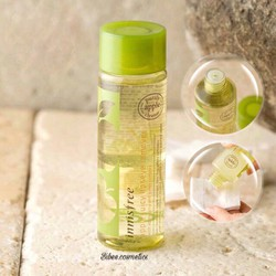 Tẩy Trang Mắt Môi Innisfree. Apple Juicy Lip and Eye Remover
