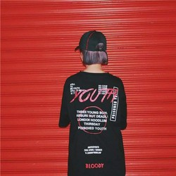 áo thun from rộng