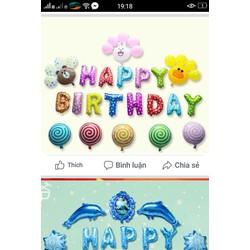 sinh nhật cho bé yêu