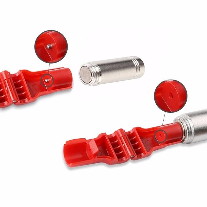 chìa khóa mở khóa chặn trưng bày B5112 1