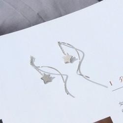 Khuyên tai nữ thời trang kiểu dáng cá tính trẻ trung thời trang Hàn