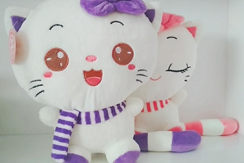 Gấu Bông Mèo Tiểu thư 3