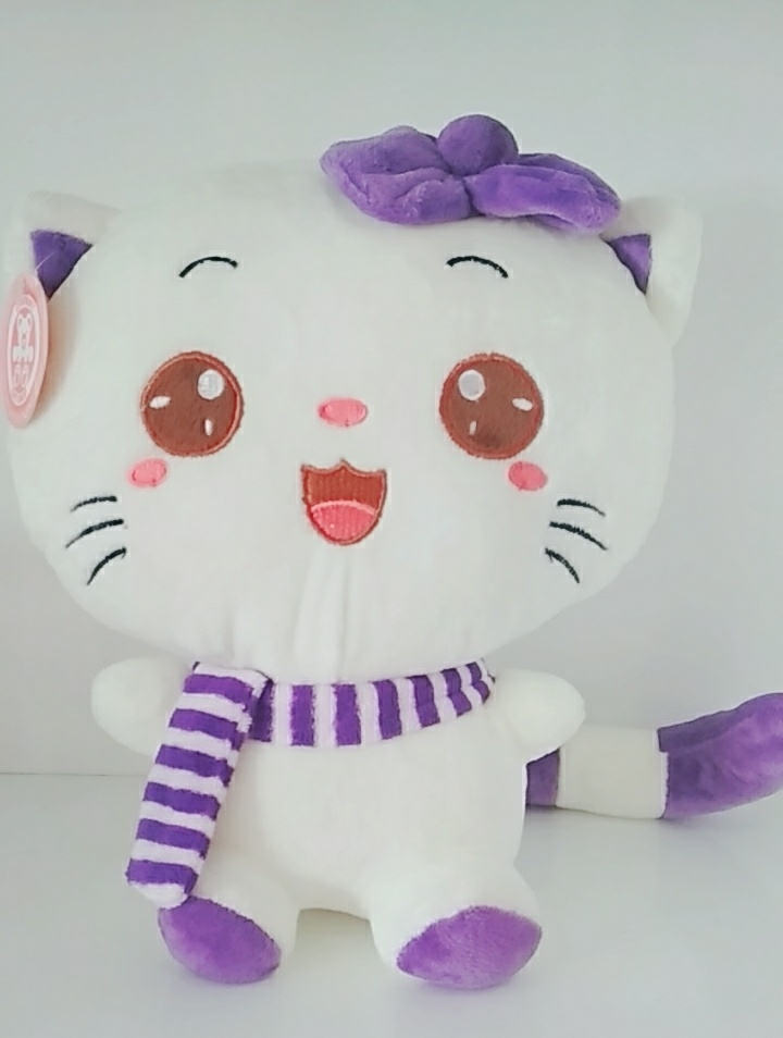 Gấu Bông Mèo Tiểu thư 1
