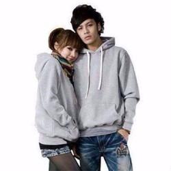 Áo khoát nỉ hoodie nam nữ thời trang, kiểu dáng trẻ trung sành điệu