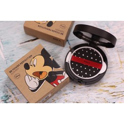 Phấn Nước The Face Shop Mickey Power Perfection BB Cushion SPF50