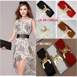 Thắt lưng nữ - dây nịt nữ đầm váy thời trang - HKTL18