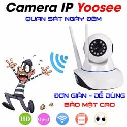 Camera Yoosee HD giá rẻ -camera IP wifi quan sát ngày đêm cực nét