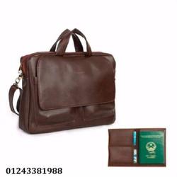 Túi xách công sở HANAMA + Tặng Ví hộ chiếu