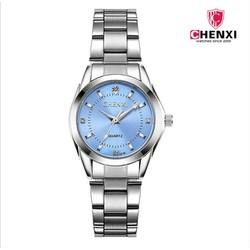 Đồng hồ nữ Chenxi 021B Xanh Dương