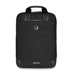 Balo laptop Mikkor The Willis Backpack Black
