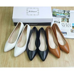 giày cao gót 5p da mềm cao cấp VNXK- FRSHIP TOÀN QUỐC