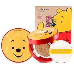 Phấn Nước The Face Shop Pooh Cooling CC Cushion SPF42
