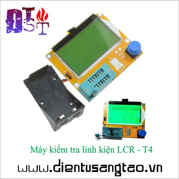 Máy kiểm tra linh kiện LCR - T4 2