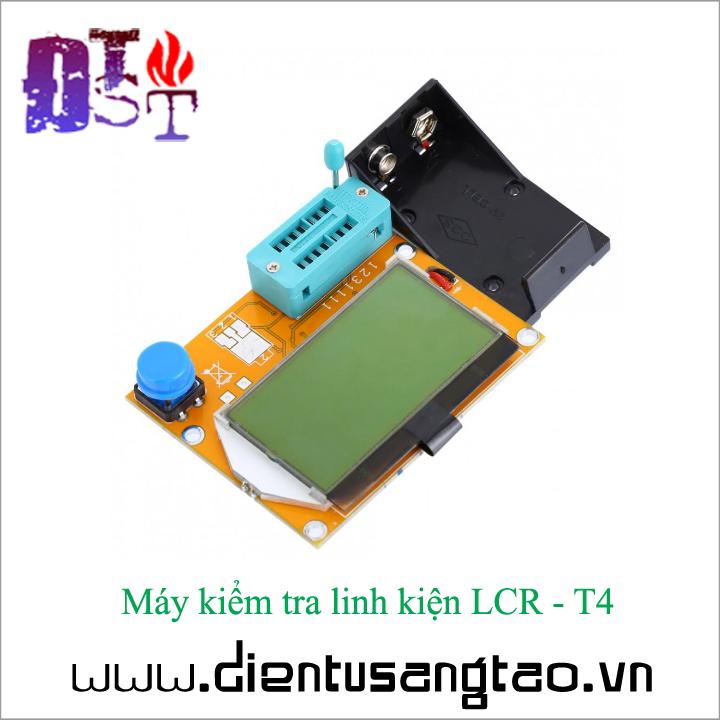Máy kiểm tra linh kiện LCR - T4 3