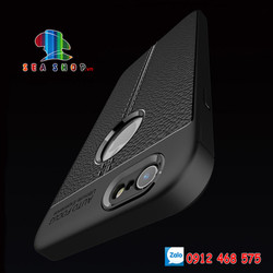 Ốp lưng iPhone 6 _ 6S vân da cao cấp Auto Focus