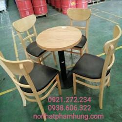 bàn ghế cafe nhà hàng giá rẻ