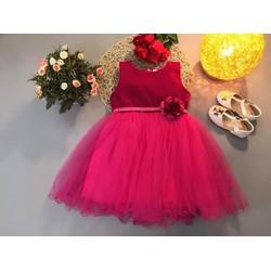 Váy dạ dành cho bé từ 10 _ 25 kg