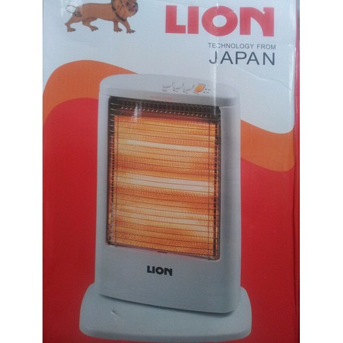 Đèn sưởi Lion 2 bóng