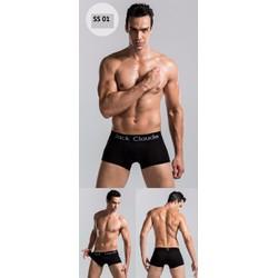 Combo 3 quần boxer nam dành riêng cho phái mạnh