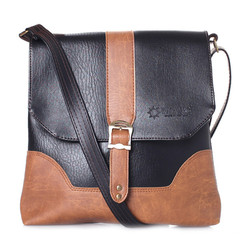 Túi đeo Ipad da màu đen SH1516