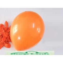 Bộ 100 Bong bóng tròn hàng Thái Lan màu cam - Diệp Linh