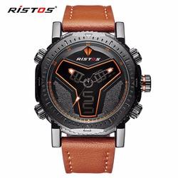 Đồng hồ điện tử  , Đồng hồ thể thao , chống nước Ristos #Ri01 .