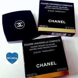 Phấn nén Chanel xách tay Pháp