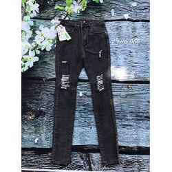 Quần jean nữ form ôm dáng chuẩn 1032