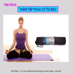 Thảm Yoga Có Túi Đeo