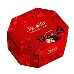 Kẹo socola Merletto nhân caramel và anh đào  - quà Noel