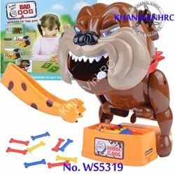đồ chơi gắp trộm xương chó