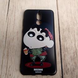 Ốp lưng Huawei Nova 2i in 3D Nhóc Shin 8