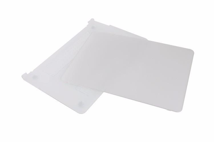 Ốp lưng 1 mm trong suốt transparent cho Macbook Pro Retina15.4 cao cấp 13