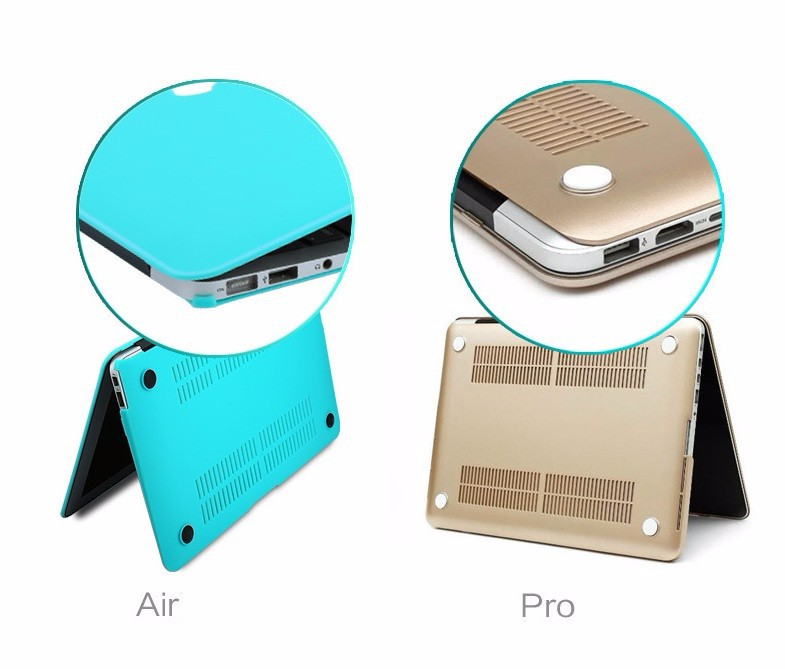 Ốp lưng 1 mm trong suốt transparent cho Macbook Pro Retina15.4 cao cấp 1