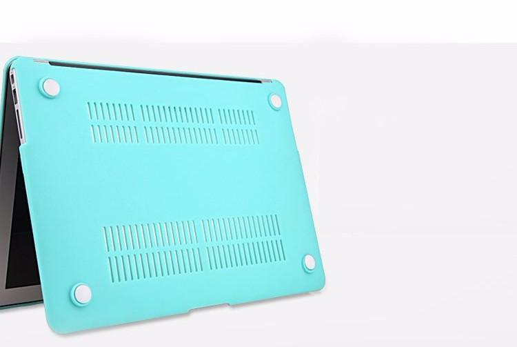Ốp lưng 1 mm trong suốt transparent cho Macbook Pro Retina15.4 cao cấp 11