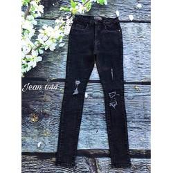 Quần jean nữ form ôm dáng chuẩn 1033