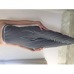 Jumsuit Sọc - liền áo cúp ngực vải thun siêu rẻ