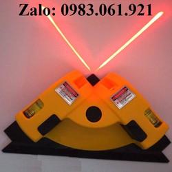 Máy đo góc vuông bằng tia laser