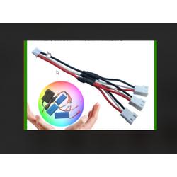 Sạc pin 7.4v điều khiển từ xa